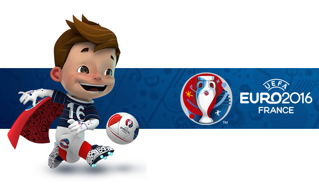 Replika piłki Beau Jeu Francja Euro 2016